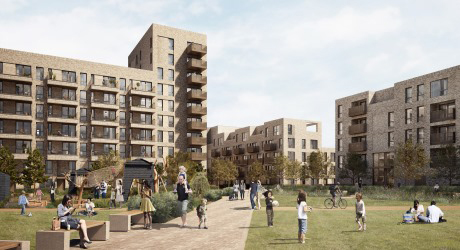 More house building initiative given the green light in Barking and Dagenham